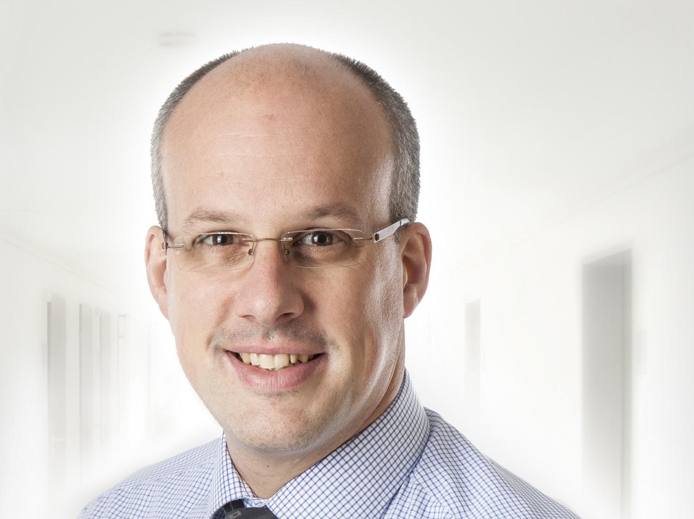 Dr. Michael Lichtenberg, Geschäftsführer der Deutschen Gesellschaft für Angiologie – Gesellschaft für Gefäßmedizin e.V.
