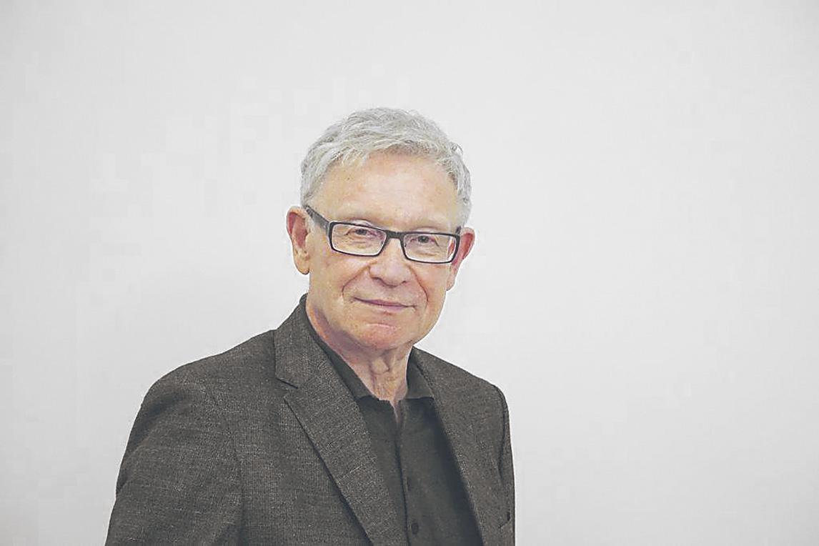 Porträt: Dr. Michael Orlowski