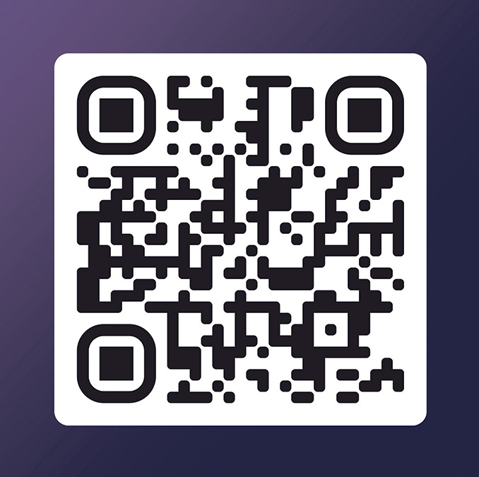 QR-Code zum Download der App