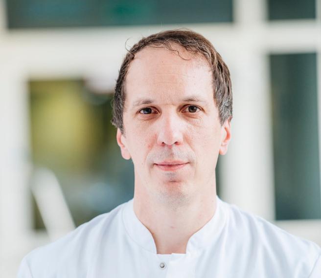 Porträt: PD Dr. med. Florian Blaschke