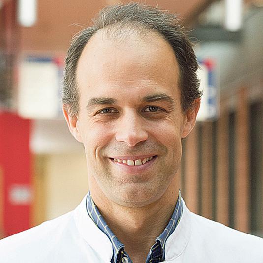 Portrait Prof. Dr. Tommaso Gori