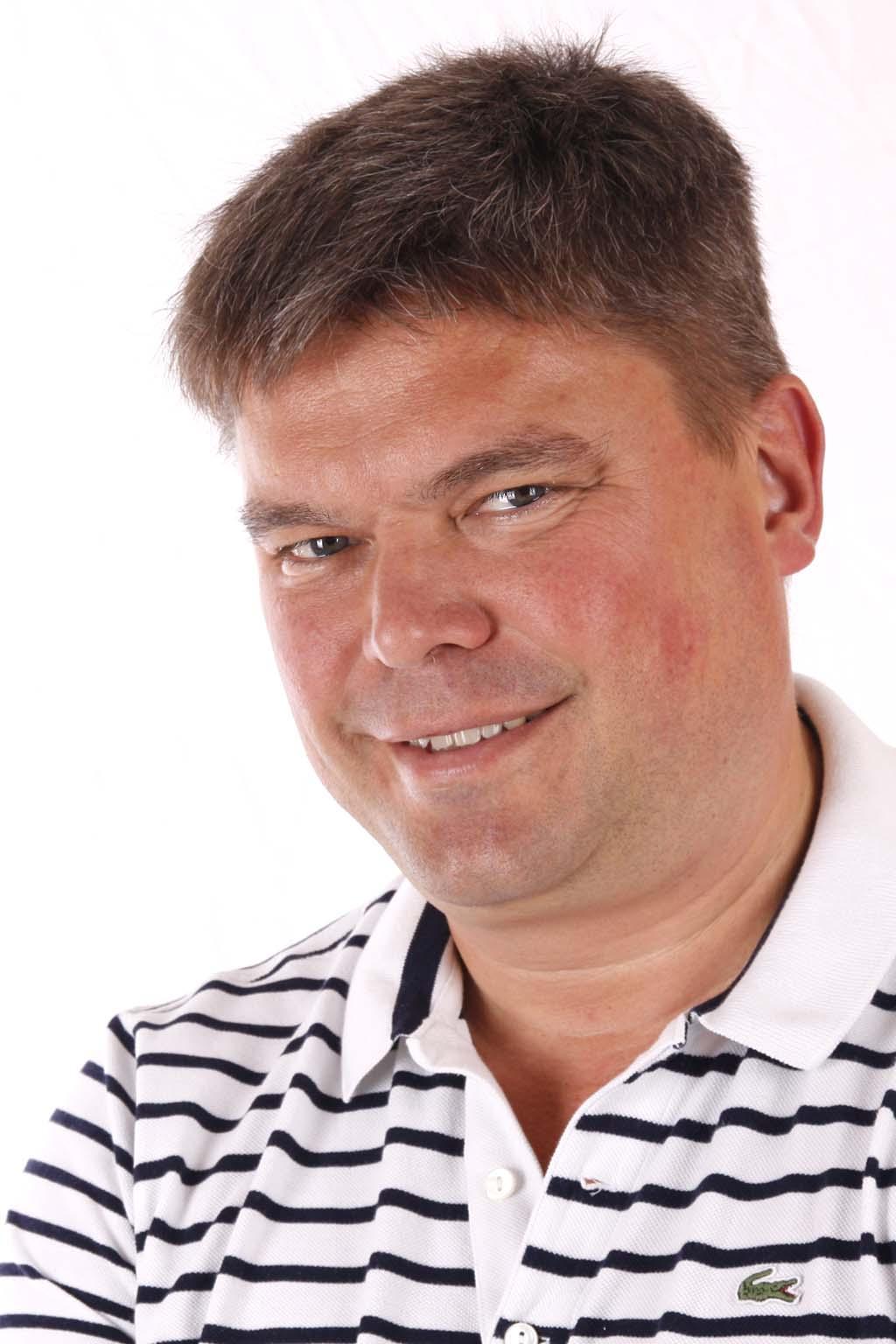 Porträt: Dr. Edmund Schmidt, Facharzt für Allgemeinmedizin