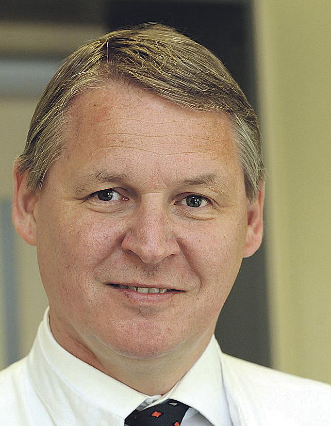 Porträt: Prof. Dr. med. Christian Perings
