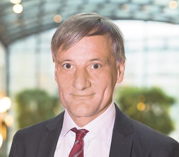 Dr. Norbert Smetak, Vorsitzender des Bundesverbandes Niedergelassener Kardiologen (BNK)