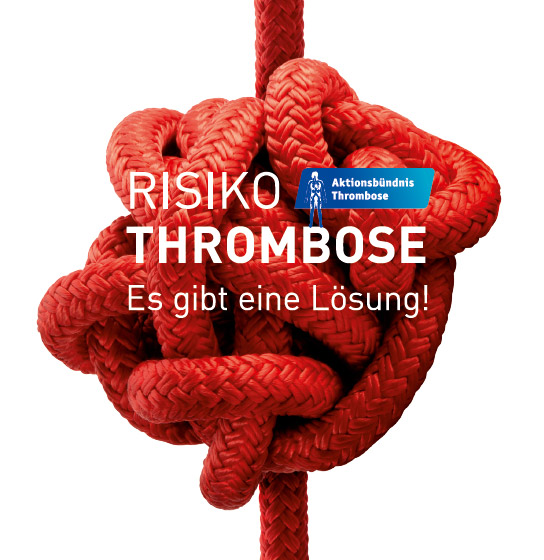 Logo Aktionsbündnis Thrombose
