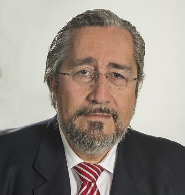 Porträt von Prof. Dr. Dr. Ralf Uwe Peter, Capio Blausteinklinik