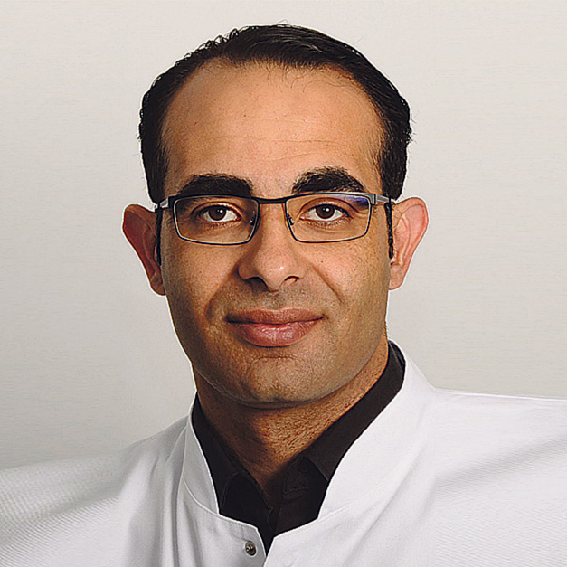 Portrait Prof. Dr. Assad Haneya