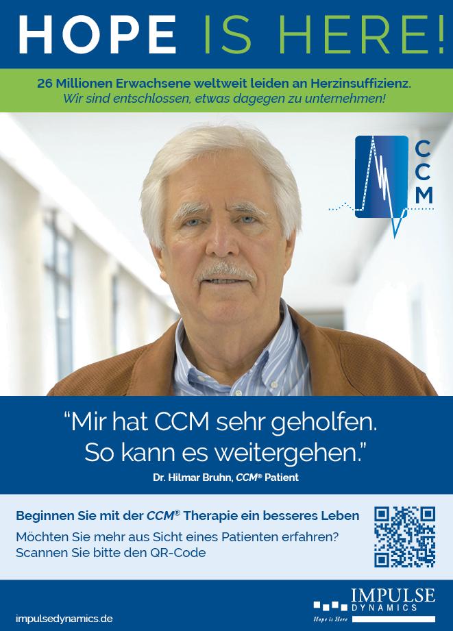 Anzeige CCM