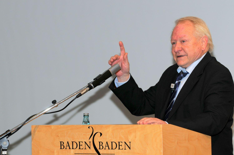 Porträt: Dr. med. Rainer Klopp, Institut für Mikrozirkulation