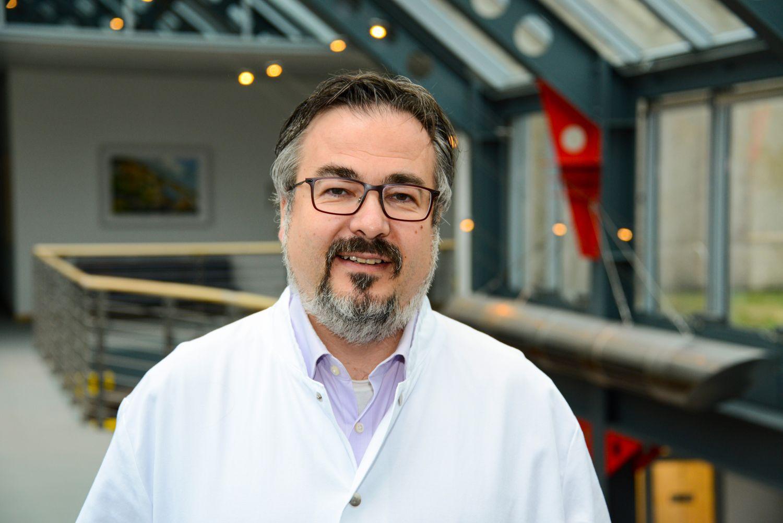 Portrait: Dr. med. Daniel Dumitrescu