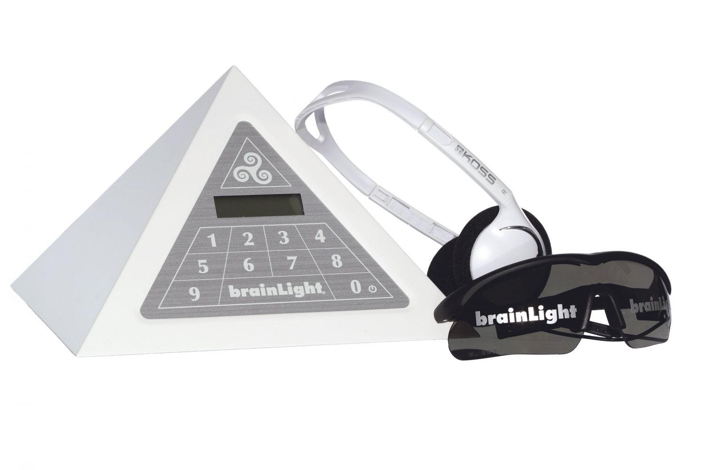 brainLight-Komplettsystem für Stressabbau