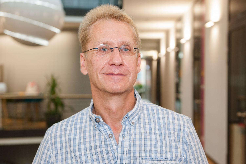 Portrait: Dr. Gerno Schmiedeknecht