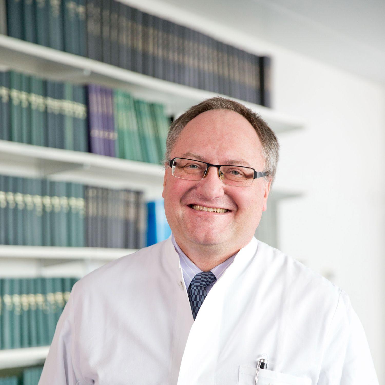Porträt: Prof. Dr. med. Johannes Oldenburg