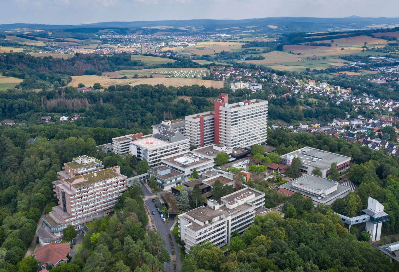 Luftaufnahme HKZ Rothenburg